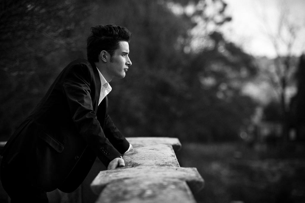Shooting Fashion homme avec Fabien :: Photographe à Nice