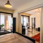 Chambre appartement Monaco