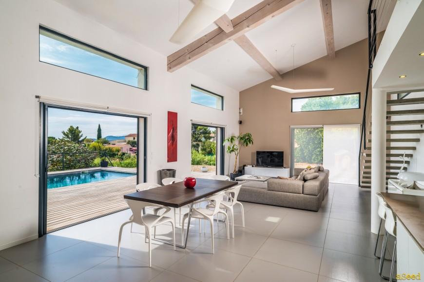 Photo architecture intérieur maison