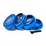 Grinder spyral bleu