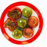 Légumes farçis