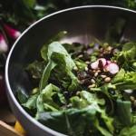 La salade des collines niçoise