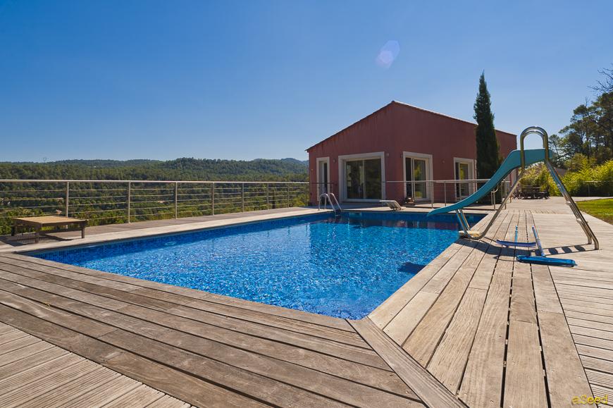 Photographei villa avec piscine