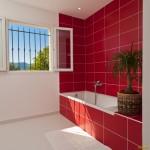 Photographie salle de bain design