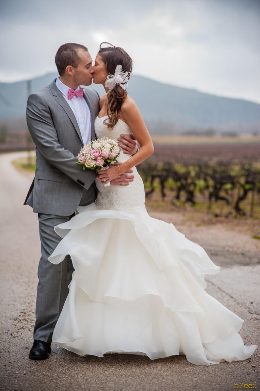 Mariage Amy & Seb