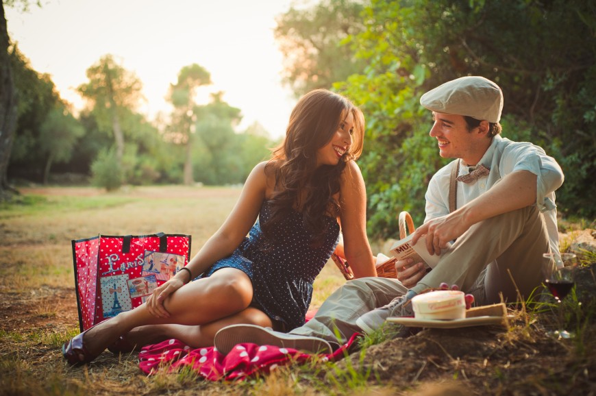 A lovely pic nic
