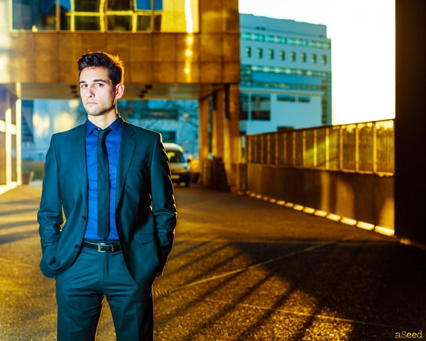 Book photo modèle masculin