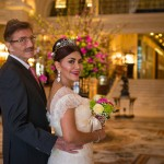 Photos de mariage à L'hôtel de Paris de Monaco