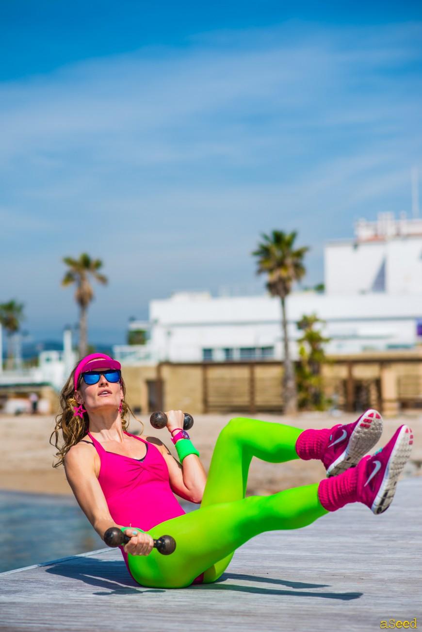 Iidi fluo gym Palm Beach Cannes
