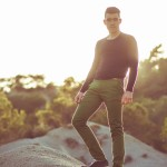 Golden hour + dessert session + awesome male