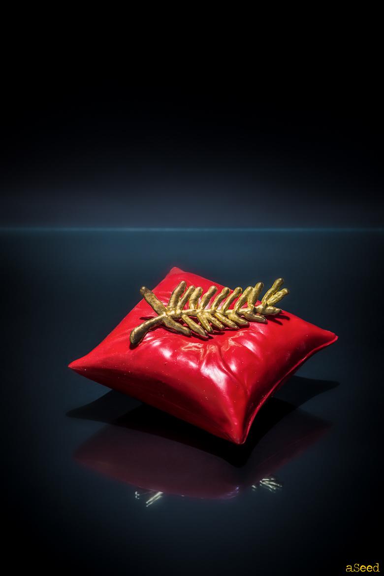 Palme d'or en chocolat