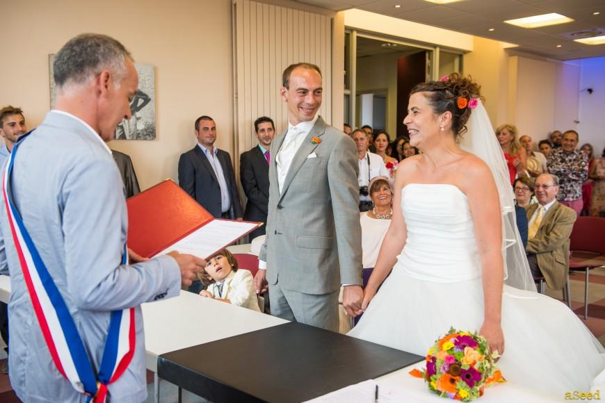 Le mariage d'Amandine & Matthieu à Vence