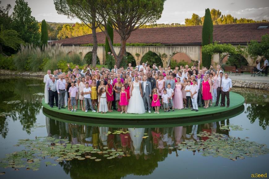Le mariage de Pauline & Olivier au Château de Berne