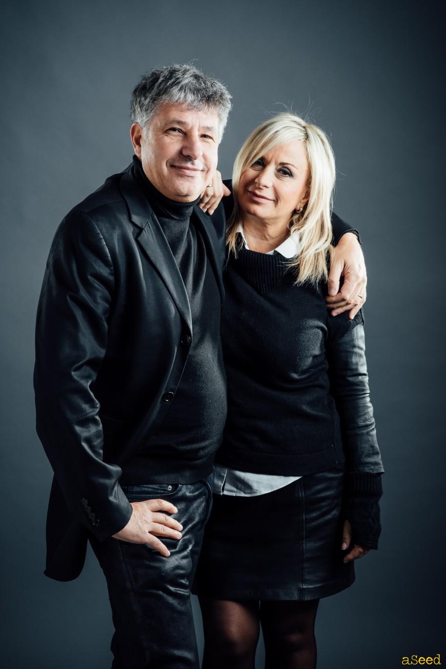 Photo couple studio