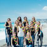 Séance photo EVJF à Nice plage