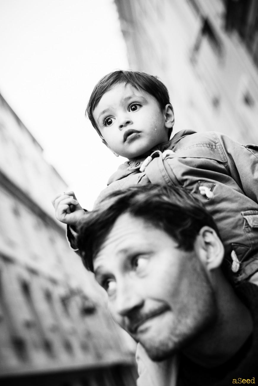 Photo enfant exterieur
