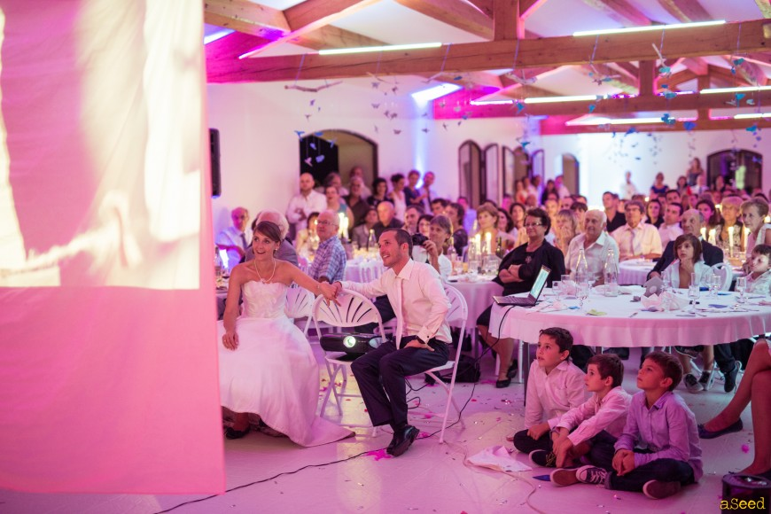 Mariage à Roquebrune sur Argens