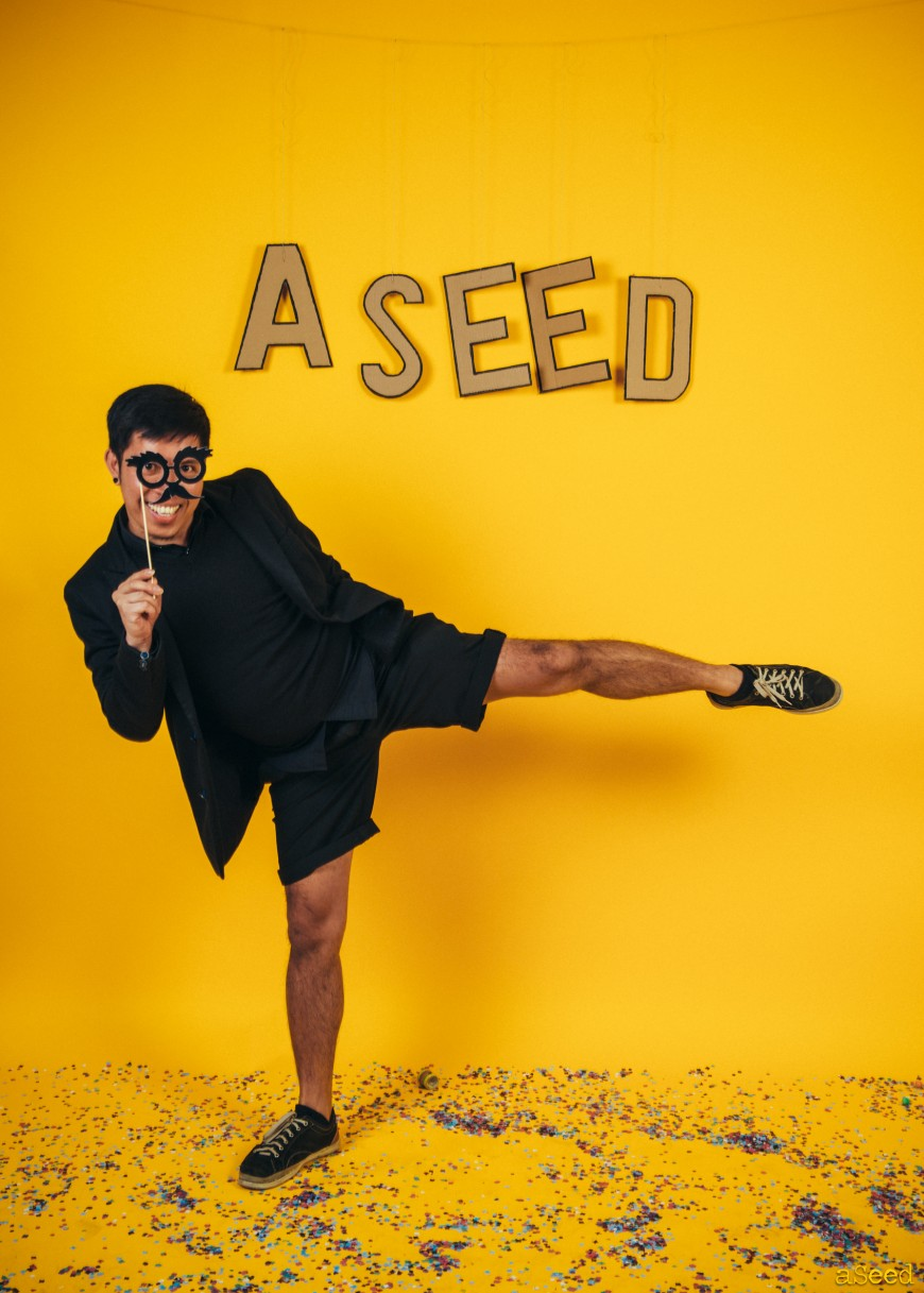 Inauguration du studio photo aSeed
