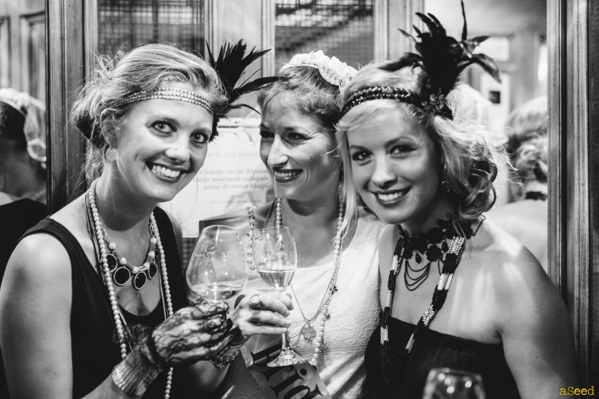 Photographe EVJF vintage