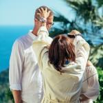 Renouvellement de voeux sur la Riviera