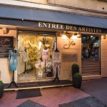 Entrée des artistes Vieux Nice