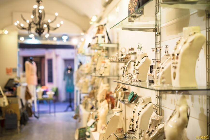 Boutique bijoux