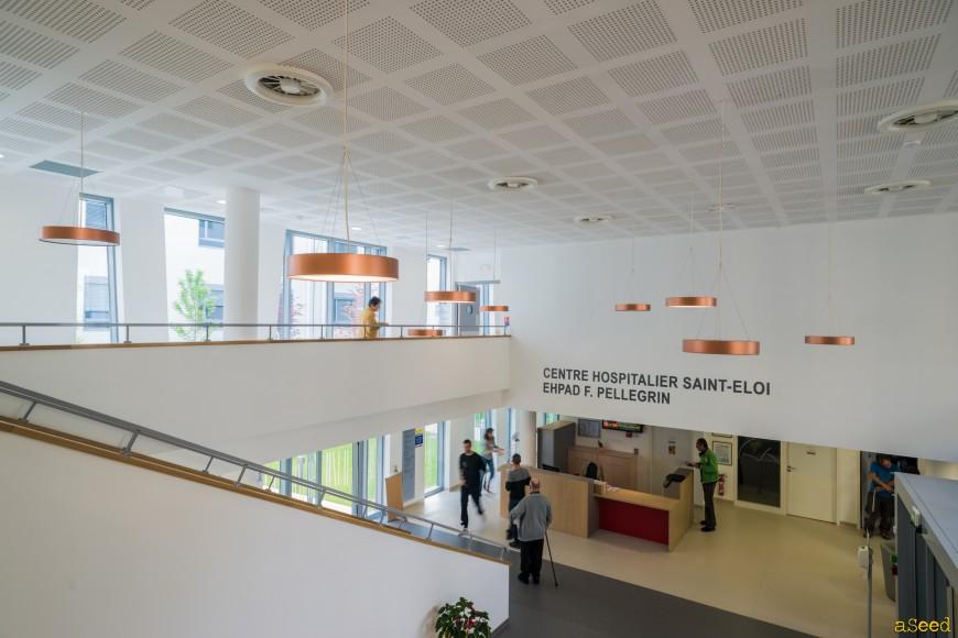 L'hôpital Saint-Eloi de Sospel