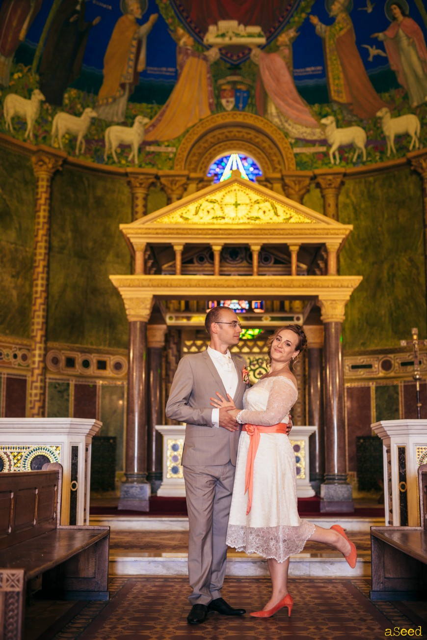 Mariage à Nice A&J