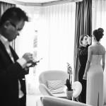Preparation  au JW Mariott Cannes