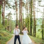 Mariage à Entrevaux
