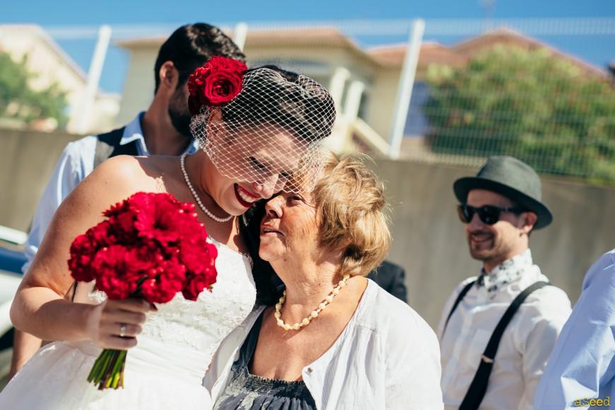 Mariage rock'n'roll dans le Var
