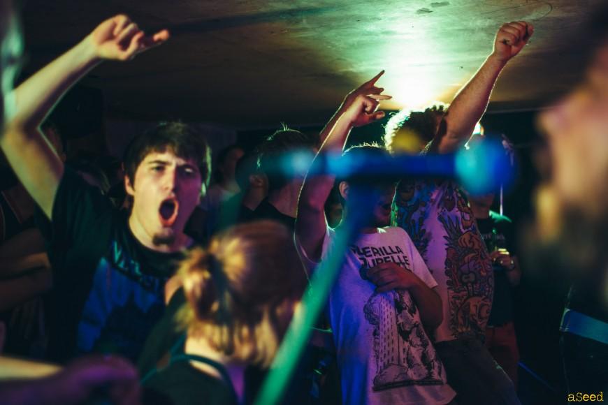 I.M.O.D.I.U.M au Volume. Last gig !