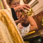 Mariage et baptême à l'église de Gairaut