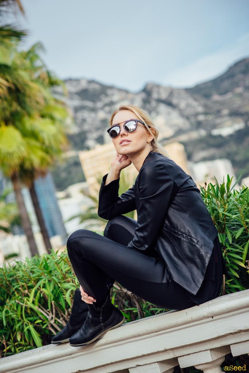 shooting à Monaco Monte-Carlo
