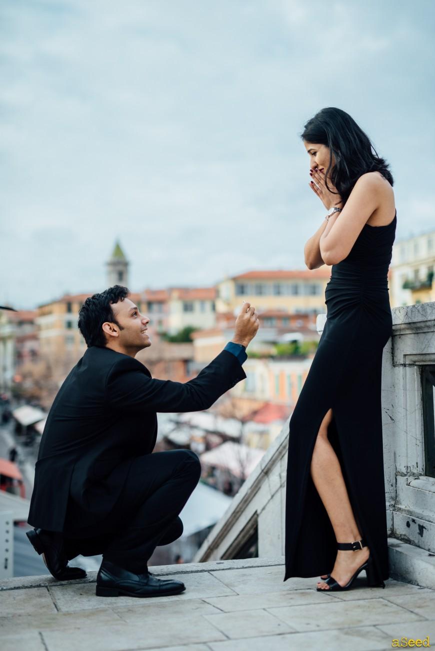 Demande en mariage ?