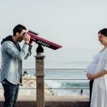 Séance photo de grossesse à Nice
