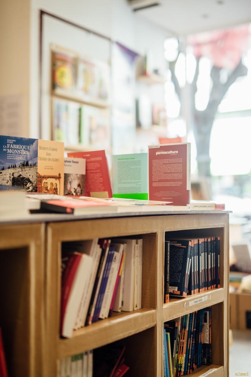 Librairie Mots du Monde