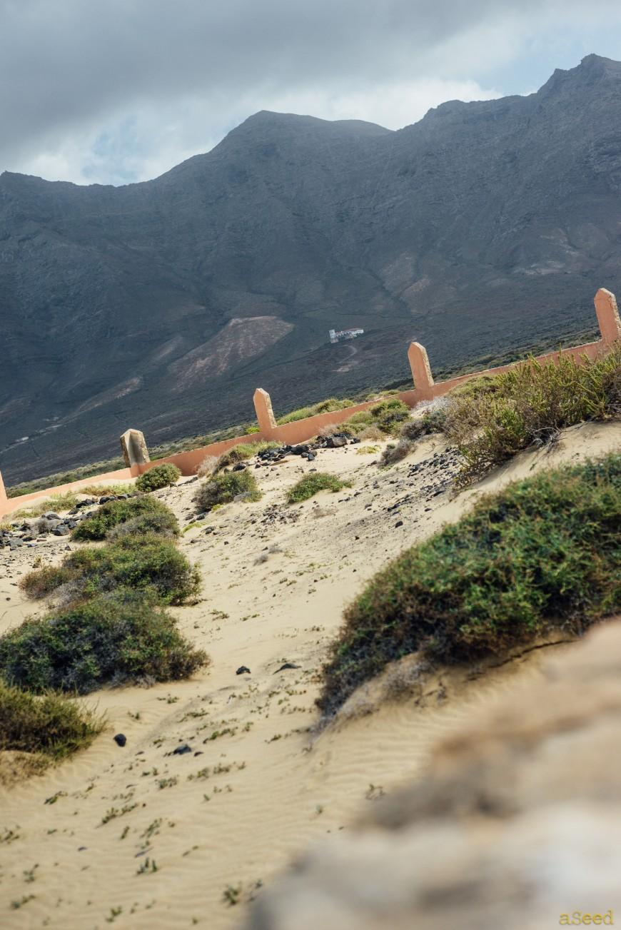 Cimetière El Cofete, Fuerteventura