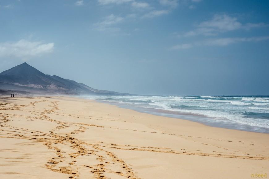 Playa El Cofete, Fuerteventura