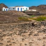 Isla de los lobos, Fuerteventura