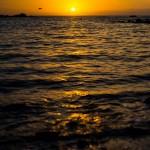 Couché de soleil au puerto El Cotillo Fuerteventura