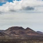 Timanfaya Volcan à Lanzarote