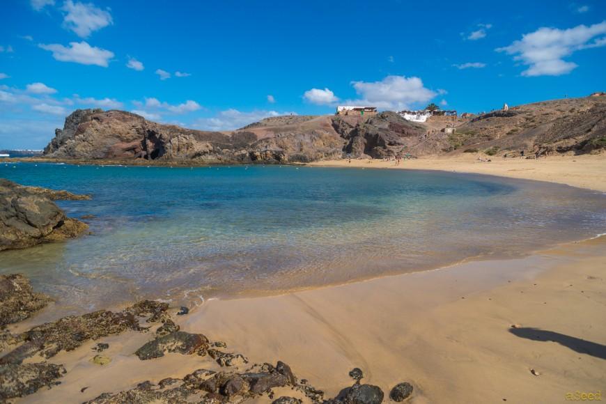 Punta de Papagayo Lanzarote