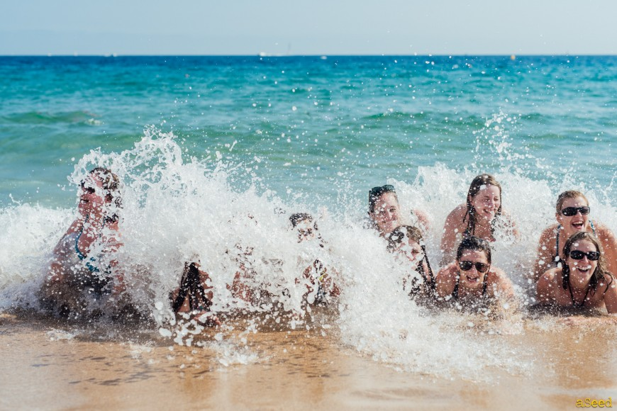 Séance photo EVJF a la mer Cannes (11)