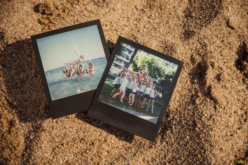 Séance photo EVJF a la mer Cannes (27)