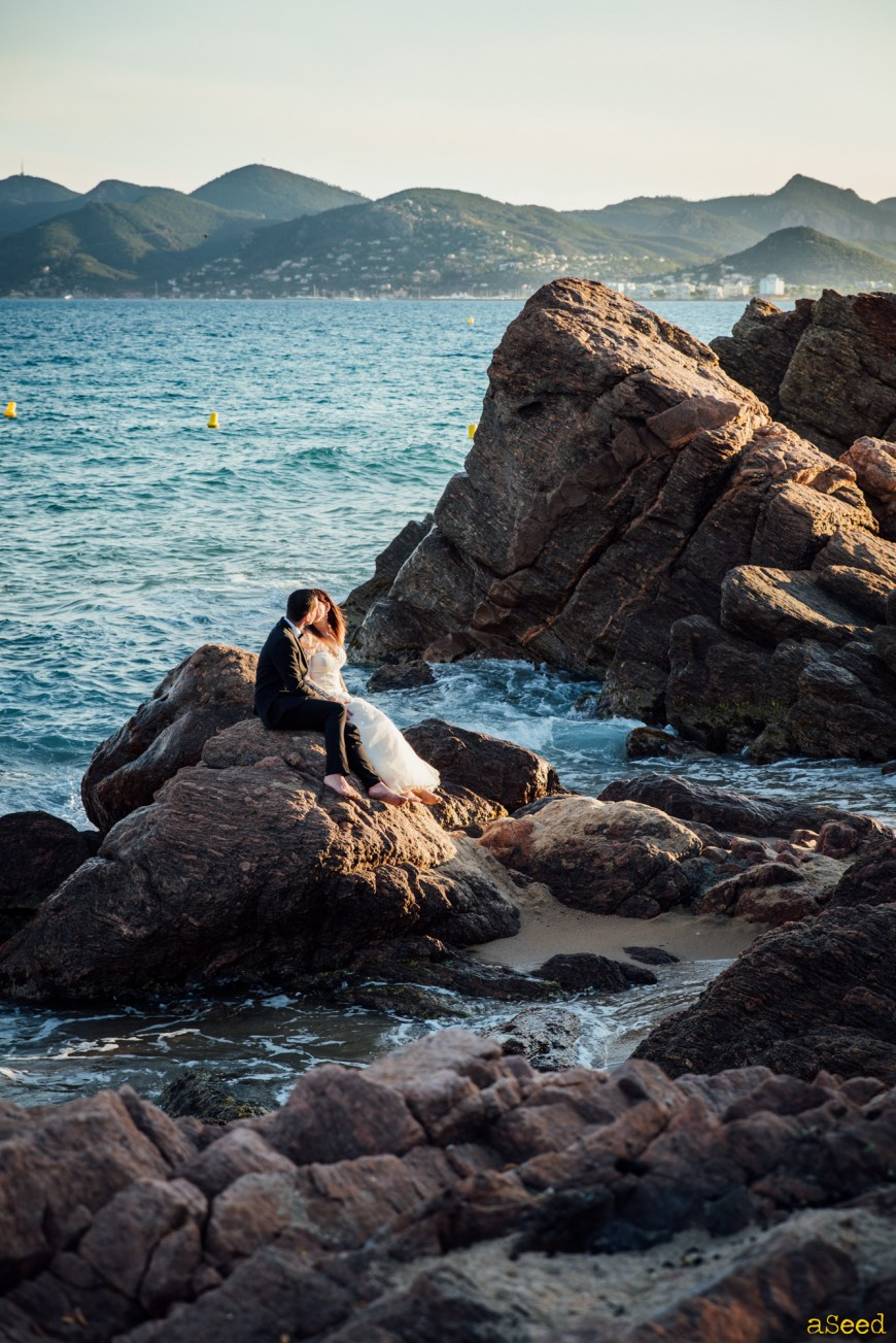 Shooting Trash the dress Cannes (10)