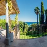 Photo panoramique Villa vue mer dans le Var