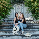 Shooting photo touristes Nice entre amies (17)