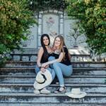 Shooting photo touristes Nice entre amies (17)