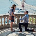 Demande en mariage à Nice {Proposal}